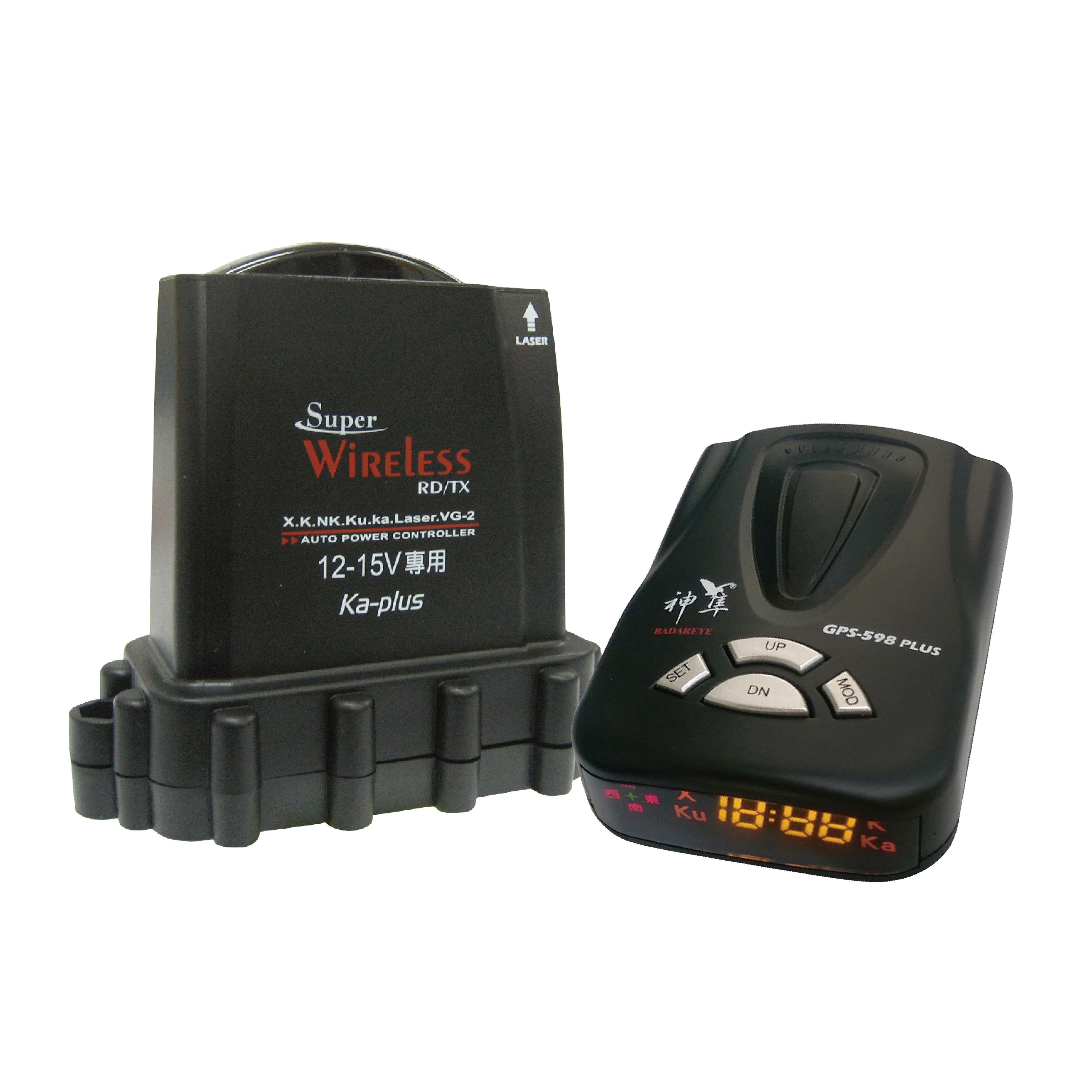 神隼 GPS598-Plus (含室外機)