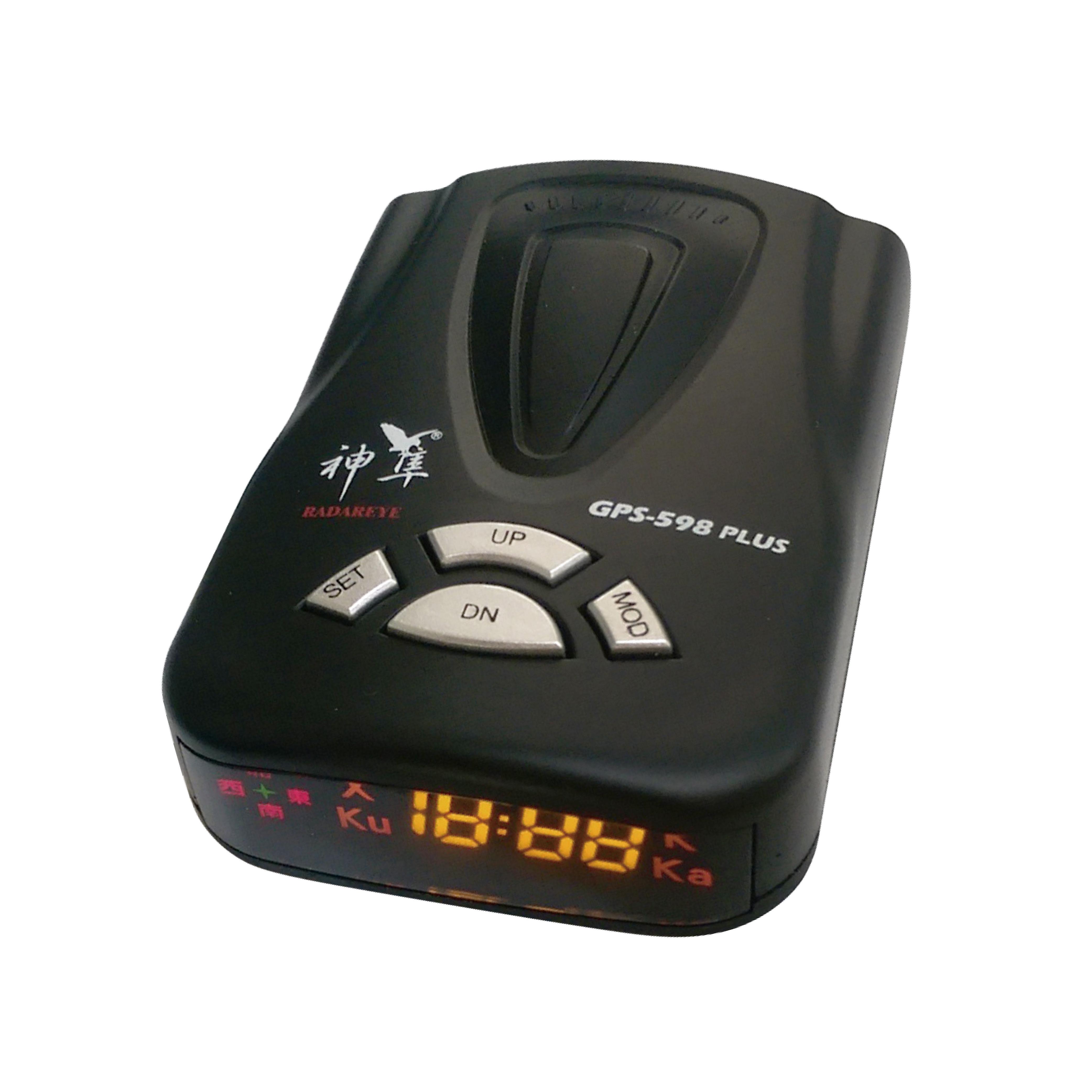 神隼 GPS598-Plus (單GPS)